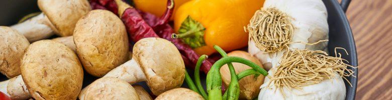 Perché scegliere la cucina vegetariana