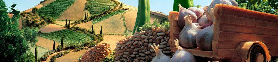 Foodscapes: i paesaggi alimentari di Carl Warner tutti da mangiare