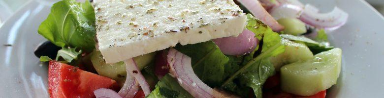 Come fare una buona insalata greca