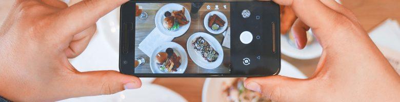 Ristoranti newyorkesi: vietato fotografare il cibo